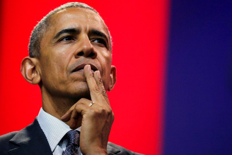 Obama: �Brexit� kelia nerim� pasaulio ekonomikai