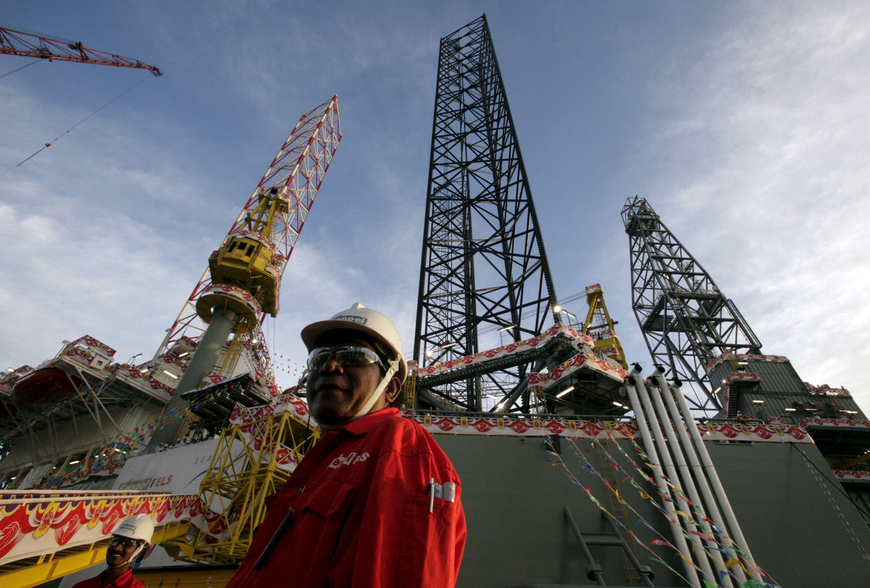 Norvegijos naftos pramon�je � streiko nuojautos