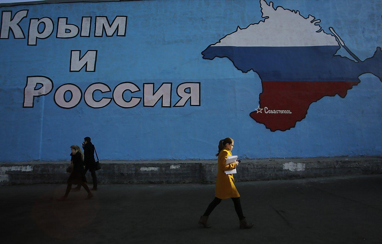 ES pratęsė sankcijas Rusijai