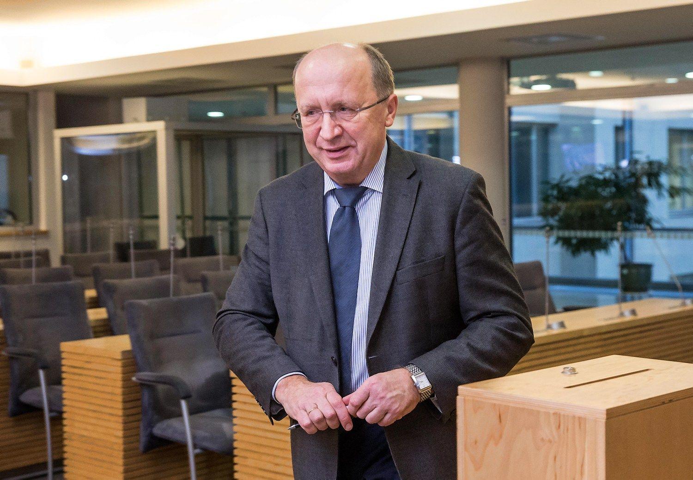 Opozicijoje požiūris į DK veto – nuosaikiai teigiamas