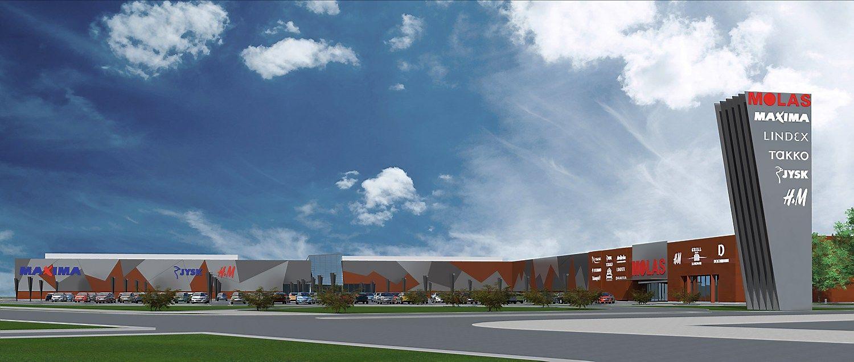 """""""Molas"""" ruošiasi H&M atėjimui: į atsinaujinimą investuoja 3 mln. Eur"""