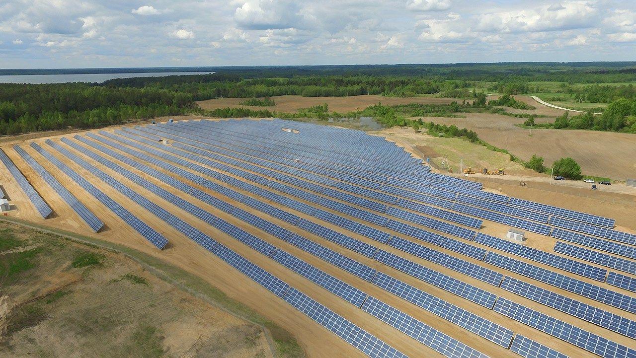 """""""Modus energija"""" Baltarusijoje už 9,56 mln. Eurįrengėsaulės jėgainę"""