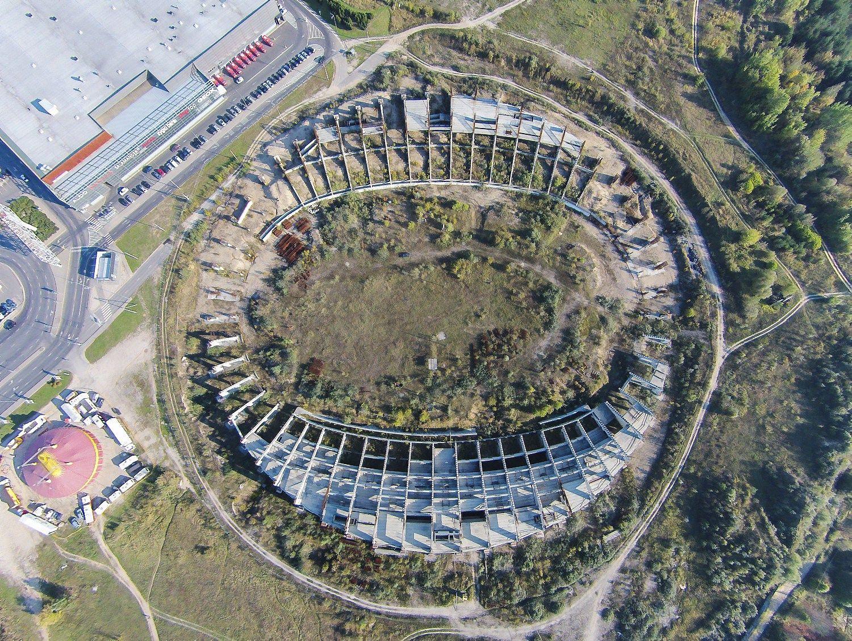 Ketvirtas kartas: sostinės taryba vėl narsto Nacionalinio stadiono projektą