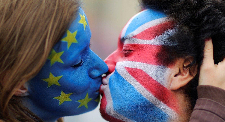 """""""Brexit"""": karšta Europos vasara"""