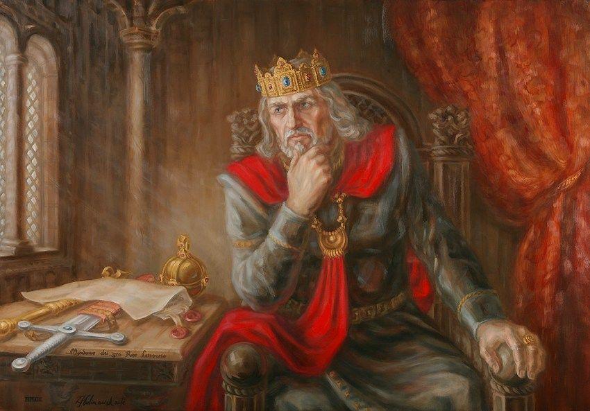 LDK istorija: apie u�mir�t� karali� Mindaug�