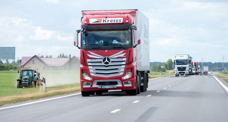 Pasauliniame logistikos reitinge Lietuva – geriausia tarp Baltijos šalių