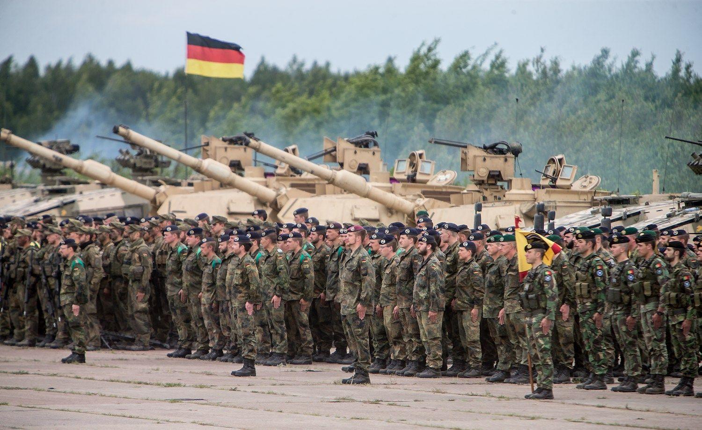 NATO sprendimas: batalionai Lietuvoje ir kaimynėse valstybėse