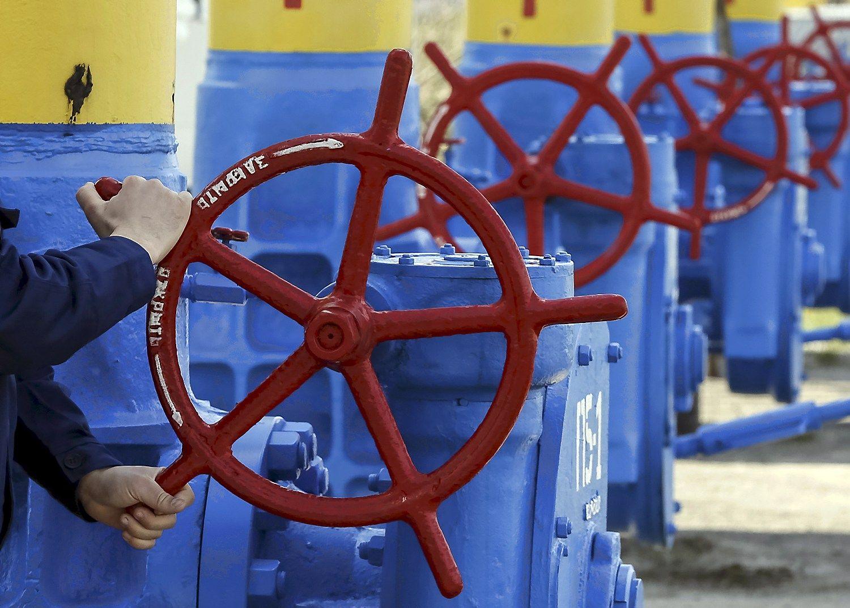 Giltinė virš gamtinių dujų verslo