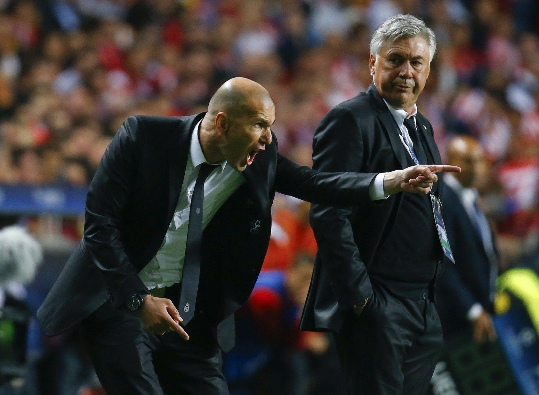 Pietūs su FT: Carlo Ancelotti