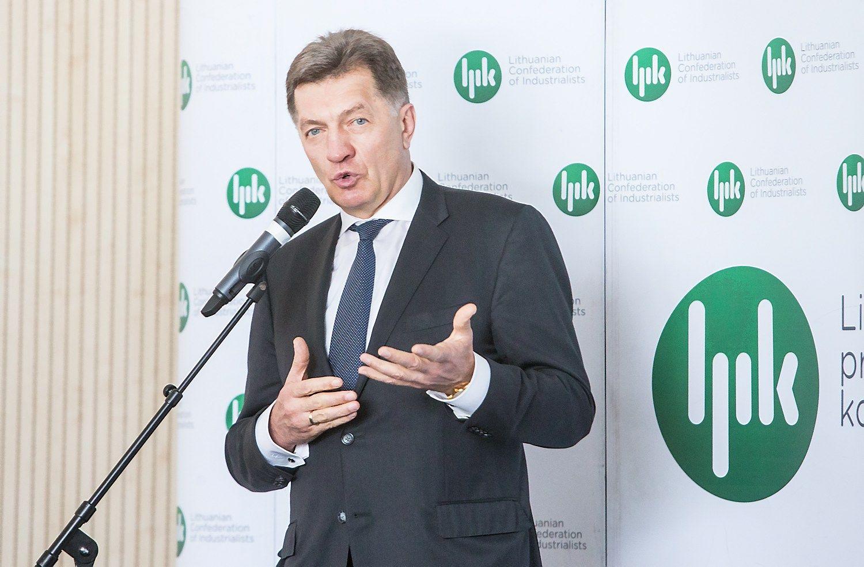 Premjeras: tikimės, kad Lietuva taps EBPO nare po poros metų