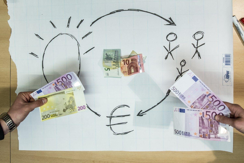 Sutelktiniam finansavimui beliko Seimas