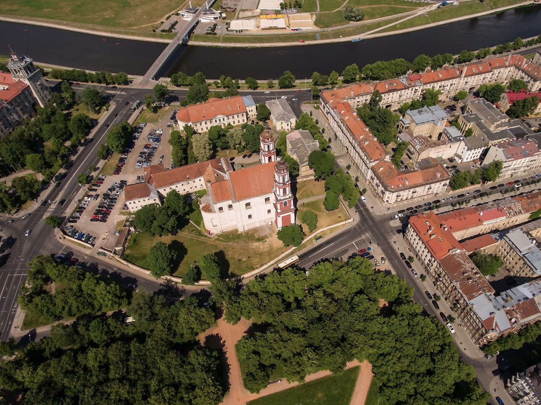 Vilniaus centre iškils dar vienas viešbutis