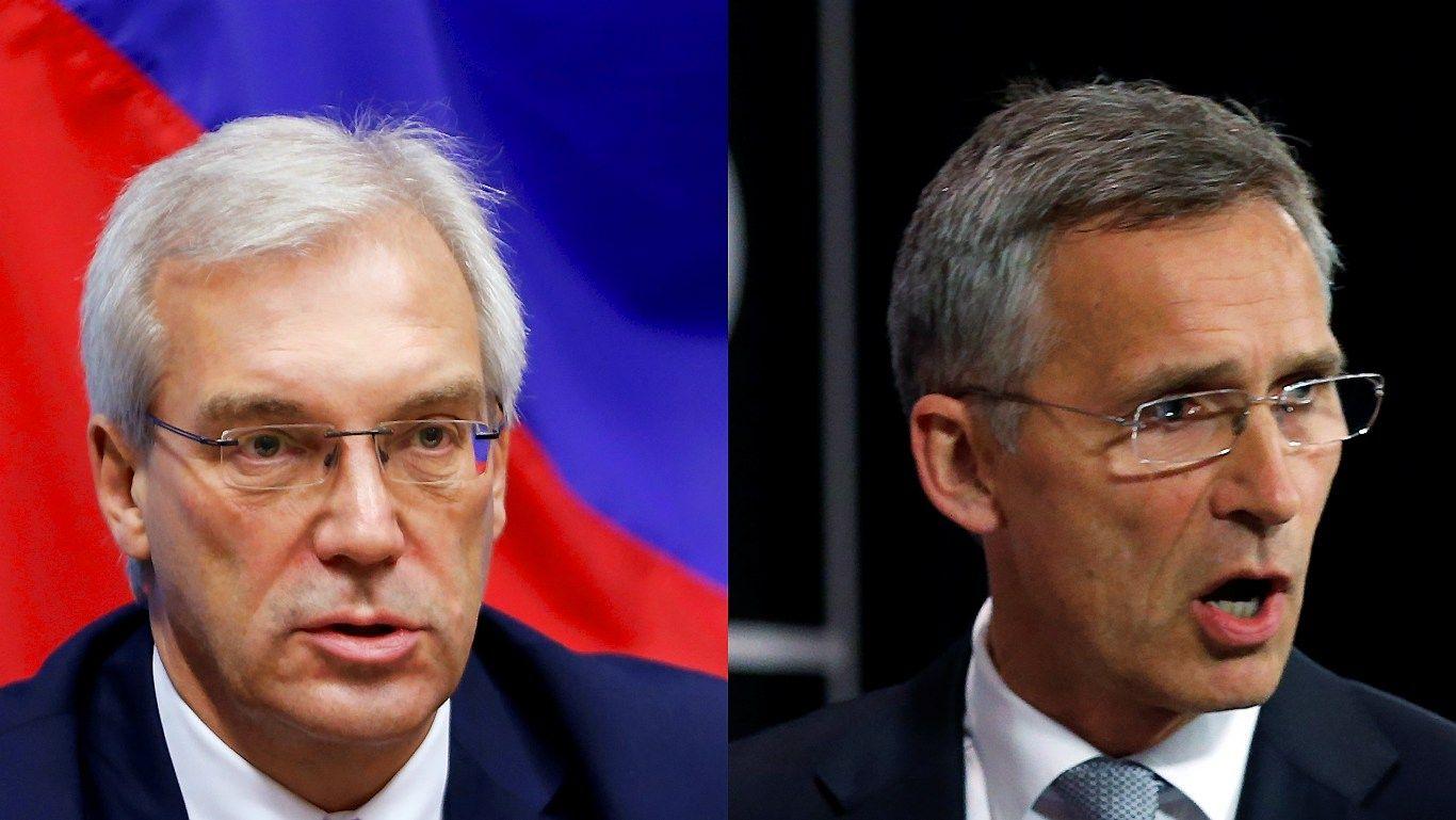 Rusija: NATO provokacijos modelis mūsų nedomina