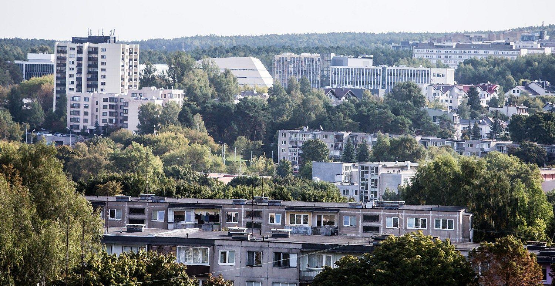 Per ketvirt� b�stui Lietuvoje i�leista 400 mln. Eur