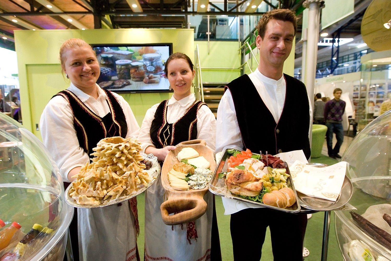 Pirks TV laidų ciklą, skatinantį gastronominį turizmą po Lietuvą
