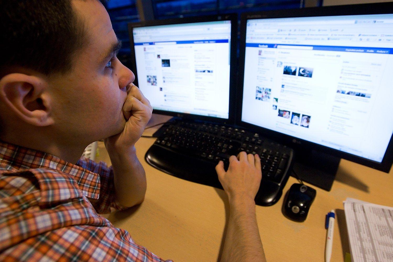 Socialiniai tinklai: kai darbas ima trukdyti asmeniniam gyvenimui