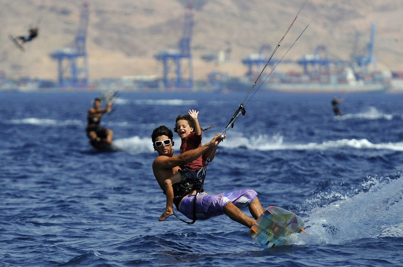 Vandens sportas: k� reikia �inoti apie j�gos aitvarus