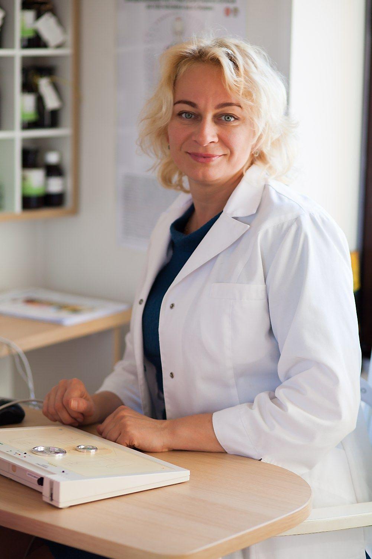 �olinink� Irina Karpova: nat�rali ir tradicin� medicina eina i�vien