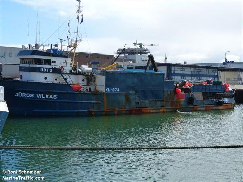 Krabų žvejai iš valstybės nori prisiteisti 0,9 mln. Eur