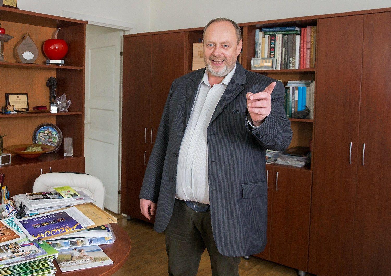 Po pauz�s v�l �jungs Lietuvos turizmo reklam� socialiniuose tinkluose