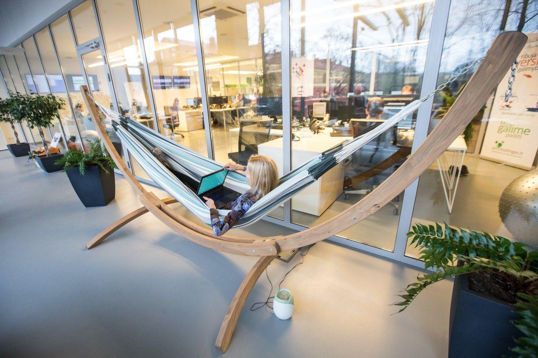 Smulkieji verslininkai nedr�sta atostogauti