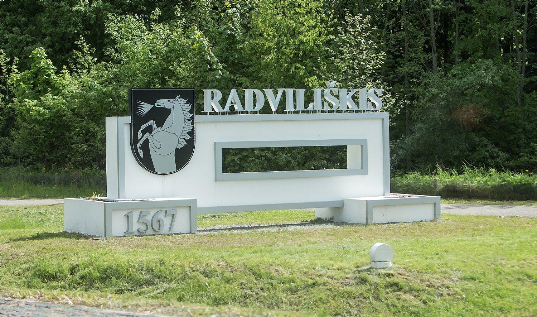 PST už 3 mln. Eur rekonstruos aikštę Radviliškyje