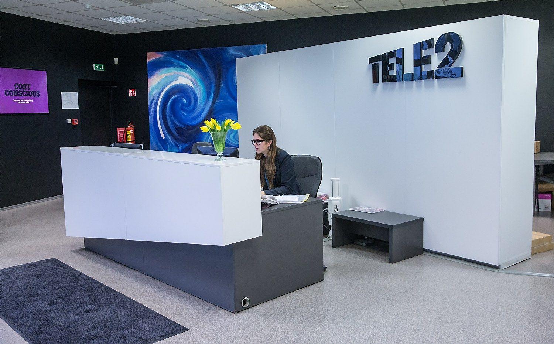 """""""Tele2"""" klientams atveria """"Google"""" piniginę"""