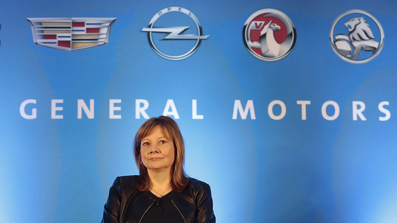 """""""General Motors"""" 11% augino pajamas, keičia metų prognozę"""