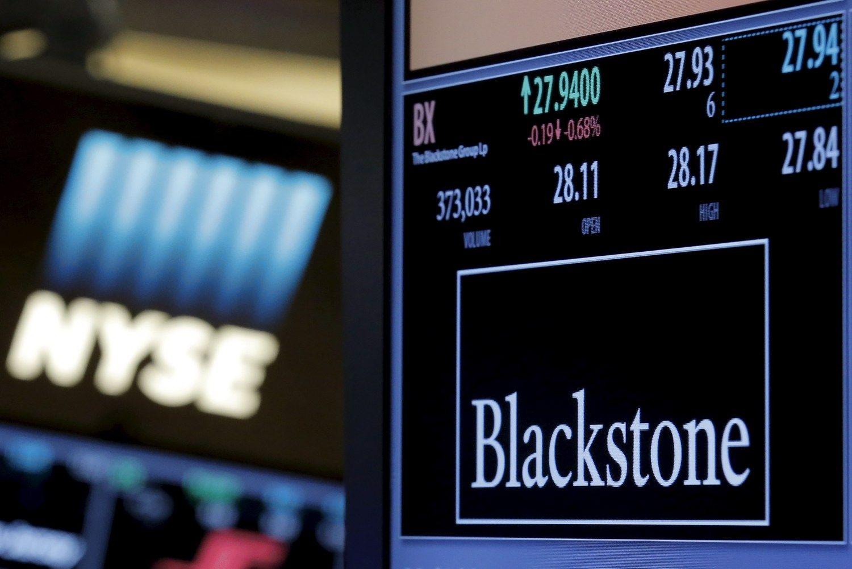 """""""Blackstone"""" valdomas turtas perkopė 350 mlrd. USD"""