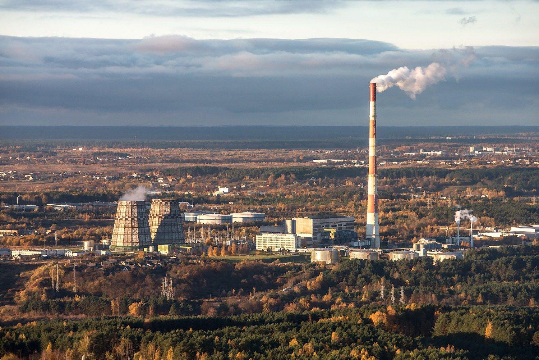 Prad�s vertinti �Vilniaus energijai� i�nuomot� elektrin�