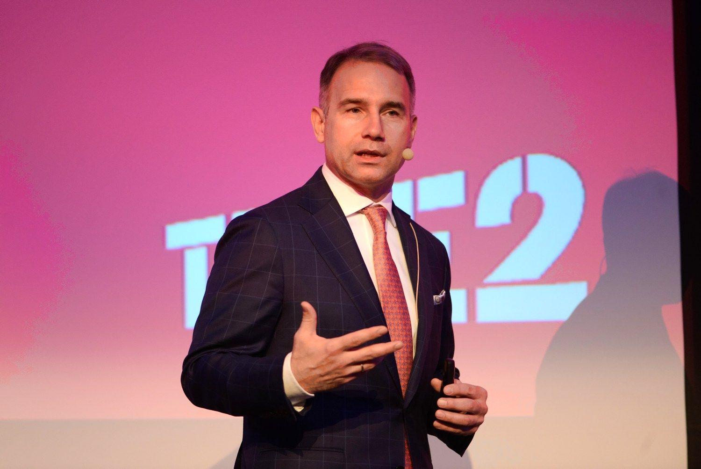 """""""Tele2"""" rezultatus kelia didėjantis 4G populiarumas"""