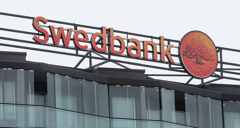 �Swedbank� peln� paaugino 27%