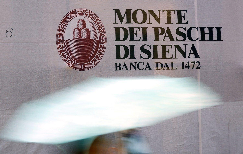 Draghi i�k�l� bankams �vent�, ECB padr�sintas rink� atsparumo