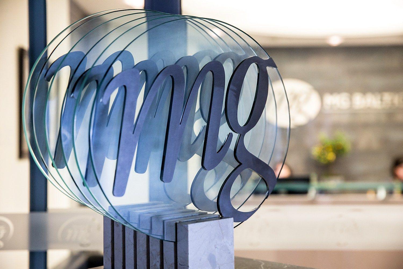 �MG Baltic Media� pardav� �UPG Baltic� akcijas