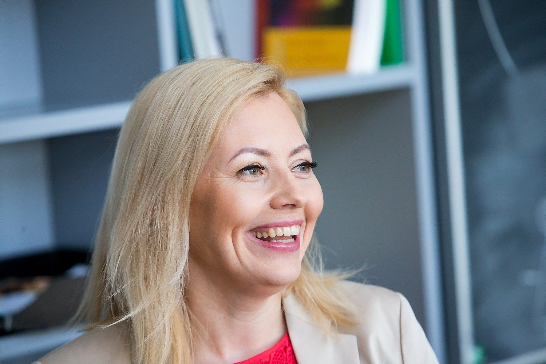 """Diena su """"Swedbank"""" valdybos pirmininke: mano rūpestis – žmonės"""