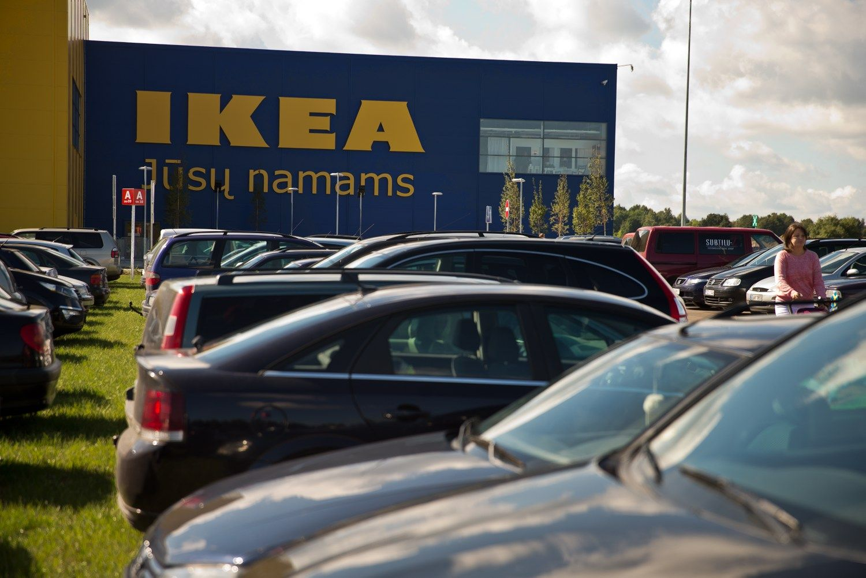 IKEA tapo did�iausia mi�ko savininke Rumunijoje