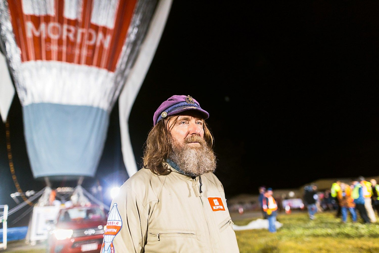 Pagerino skryd�io oro balionu aplink pasaul� rekord�