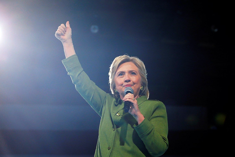 Clinton viceprezidentu pasirinko Tim� Kaine��