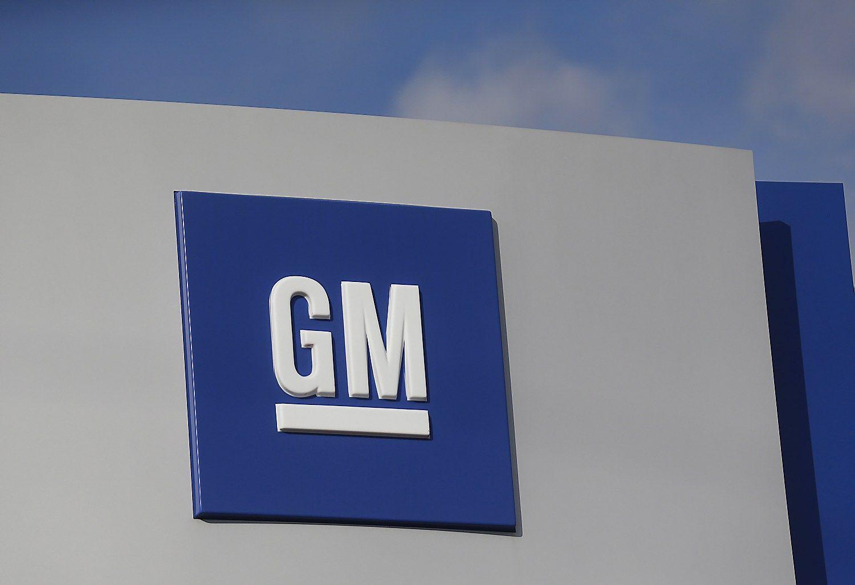 """General Motors"" sustabdė1 mlrd. USDvertės sandorį"