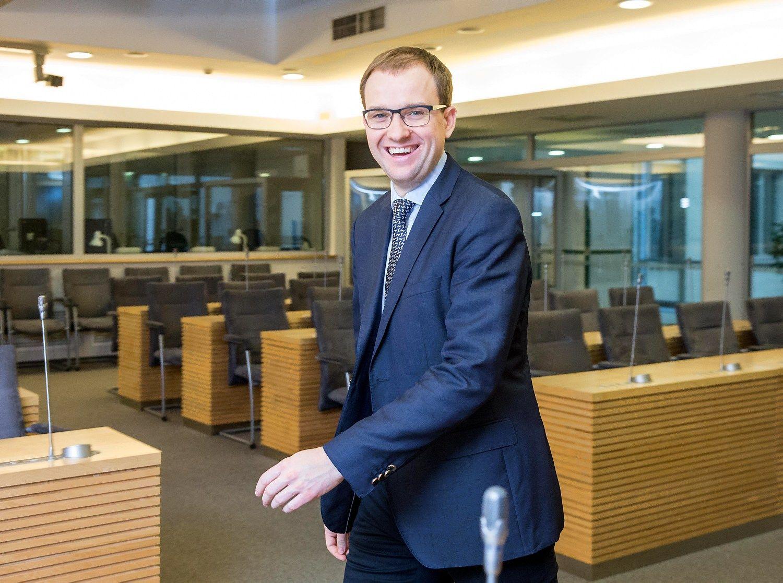 Gap�ys atsisak� Seimo nario mandato