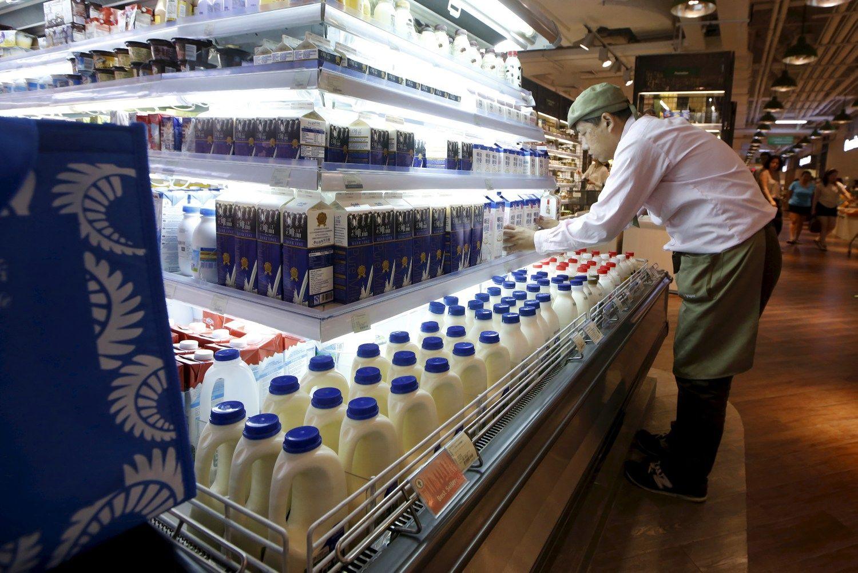 Prognozuoja pieno krizės pabaigą