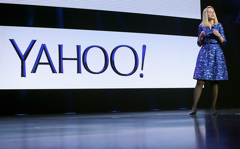 �Yahoo� versl� perka �Verizon�, mok�s 5 mlrd. USD