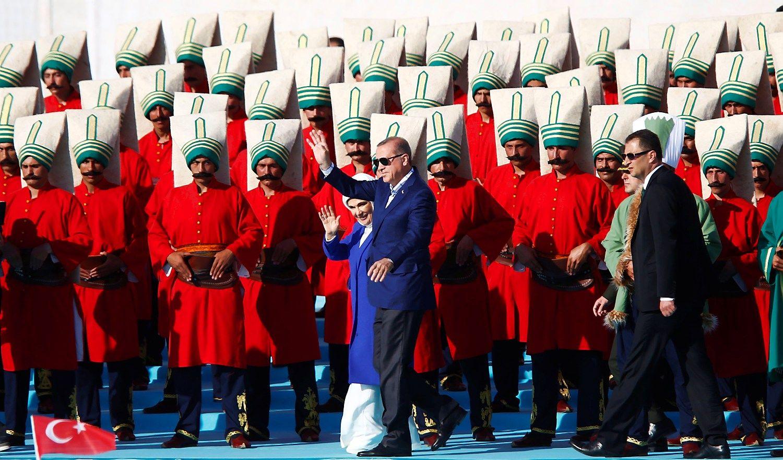 Donaldas Trumpas, Vladimiras Putinas ir stiprios rankos trauka