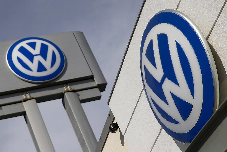 """Volkswagen"" susigrąžino lyderės titulą iš ""Toyotos"""