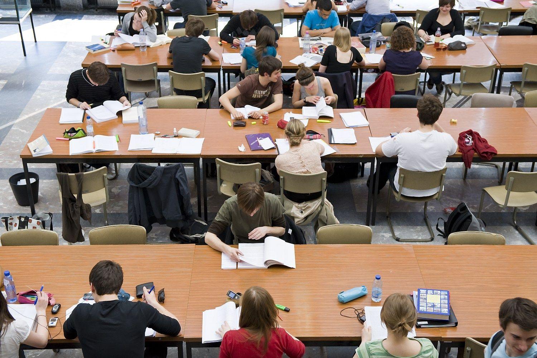 Lietuvos i�manumo stabdis: dirbti nori labiau negu mokytis