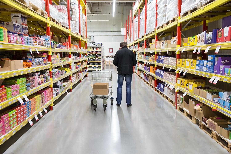 Liepą vartotojų pasitikėjimas krito