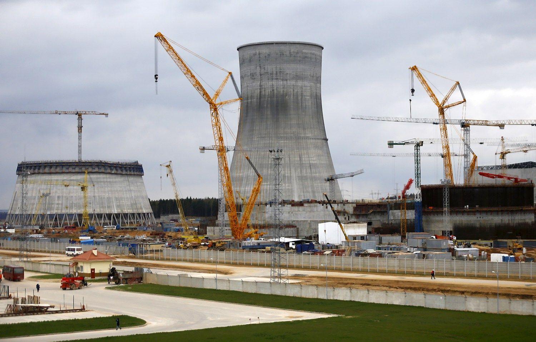 Energetikos ministras: vietinis tyrimas Astravo AE gali būti niekinis