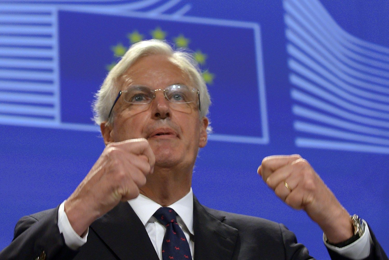 ES vyriausiuoju derybininku su britais tapo pranc�zas