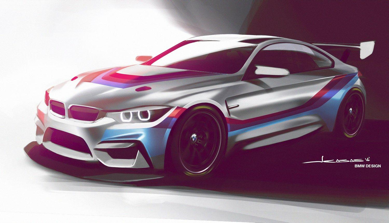 BMW gam� papildys dar greitesniu M4