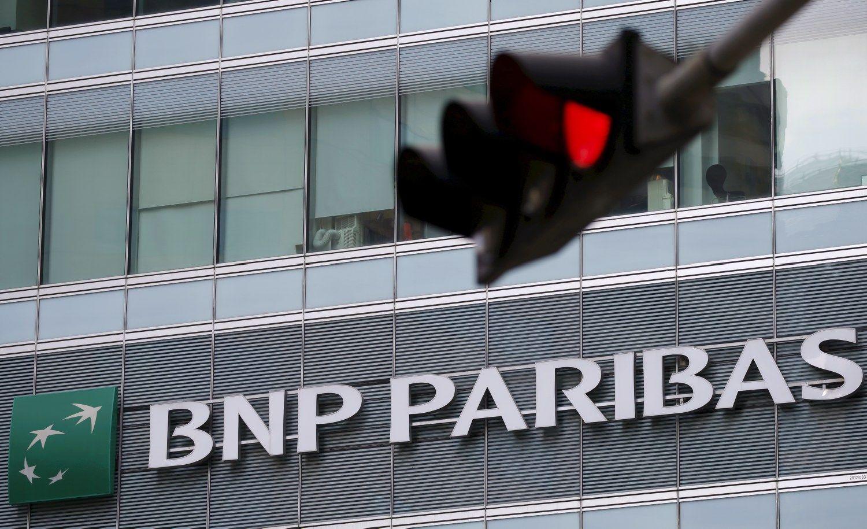 �BNP Paribas� � vir�� trauk� obligacijos